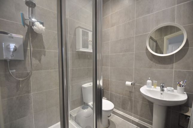 Ensuite of Henry Court, Allamand Close, Church Crookham GU52
