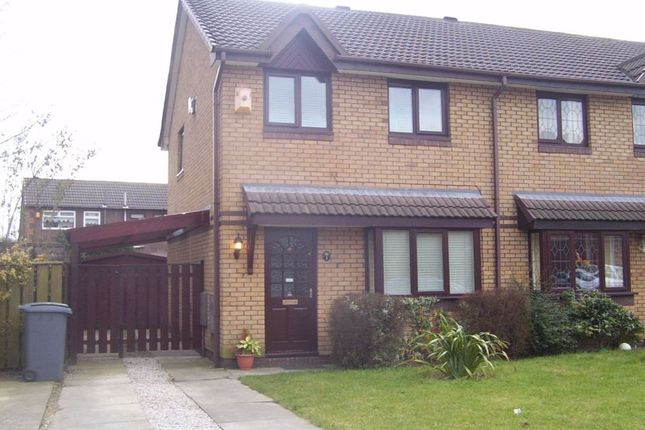 Thumbnail Semi-detached house to rent in Beech Close, West Derby, Liverpool