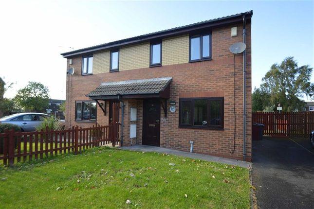 Thumbnail Semi-detached house to rent in Havelock Close, Blackburn