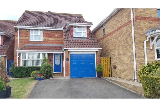 Thumbnail Detached house for sale in Millers Way, Dunstable