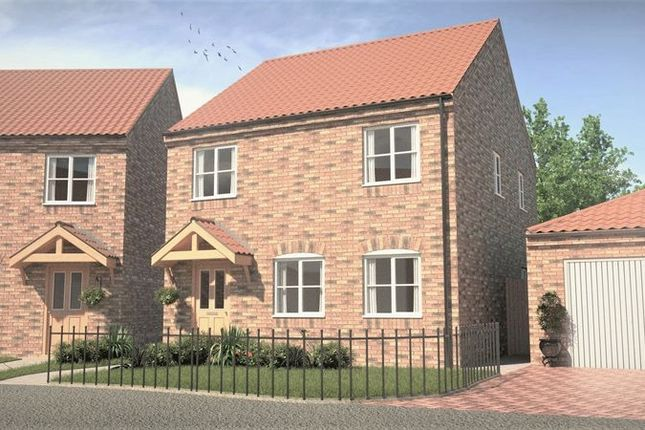 Thumbnail Detached house for sale in The Epworth, Plot 2, Daleside Place, Colwick, Nottingham