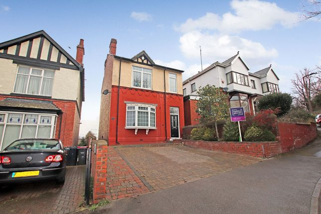 Thumbnail Detached house for sale in Westfield Road, Rotherham