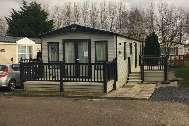 Thumbnail Mobile/park home for sale in Hurlston Hall, Hurlston Lane, Ormskirk