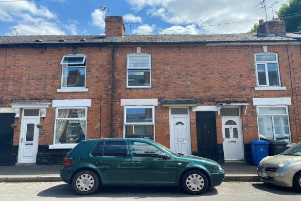 Thumbnail Property to rent in Eton Street, Derby