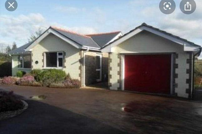 Thumbnail Bungalow for sale in Penycoedcae, Pontypridd