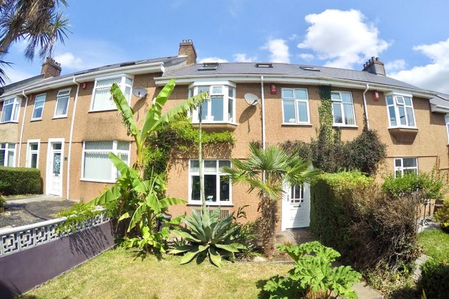 Thumbnail Terraced house for sale in Eggbuckland Road, Hartley, Plymouth