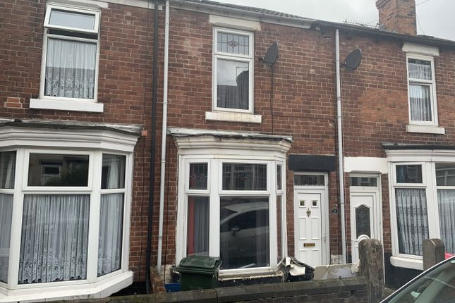 2 bed terraced house for sale in Allan Street, Rotherham, South Yorkshire S65
