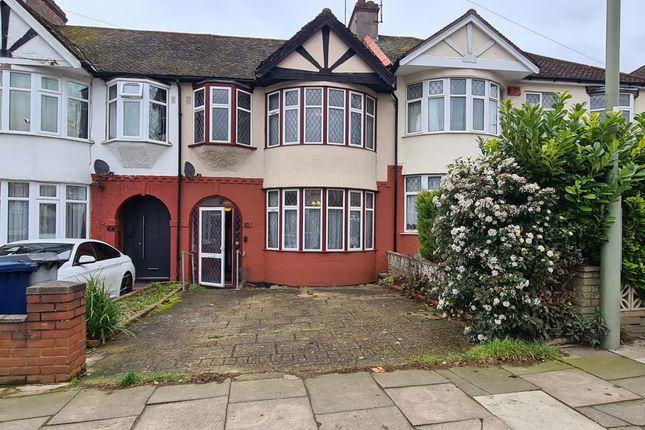 Thumbnail Terraced house for sale in Church Hill Road, East Barnet, Barnet