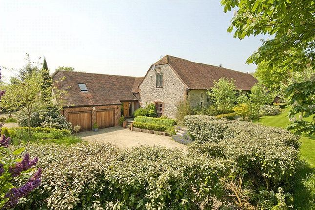 Thumbnail Barn conversion for sale in Parsons Lane, Ewelme, Wallingford, Oxfordshire
