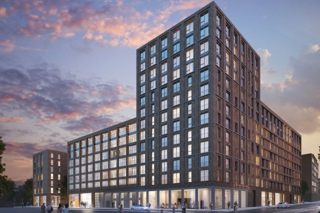 Thumbnail Flat for sale in Pershore Street, Birmingham