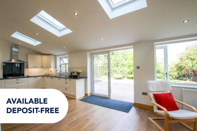 Thumbnail 4 bed detached house to rent in Redmayne Square, Strensall