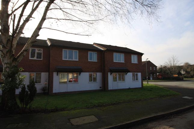 Thumbnail Flat to rent in Didcot Close, Shrewsbury, Shropshire
