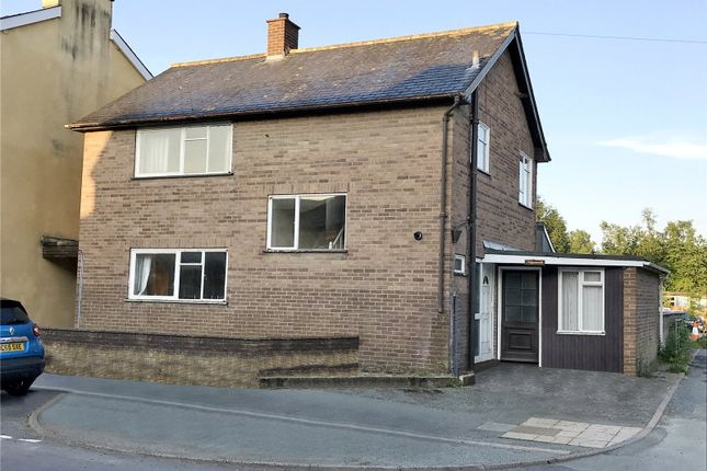 Thumbnail Link-detached house for sale in Smithfield Street, Llanidloes, Powys