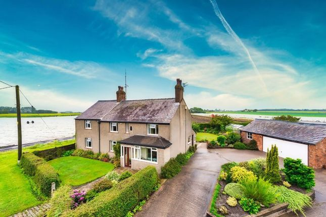 Thumbnail Detached house for sale in Dicconsons Lane, Halsall, Ormskirk