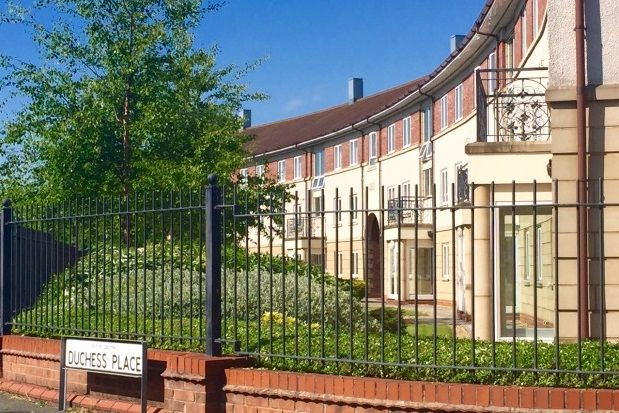Thumbnail Flat to rent in Duchess Place, Chester