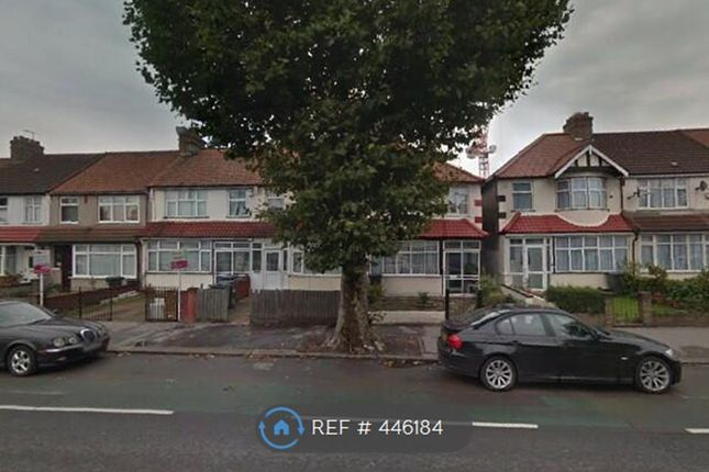 Thumbnail Terraced house to rent in Mitcham Road, Croydon