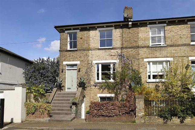 Thumbnail Semi-detached house for sale in Spencer Walk, Putney, London