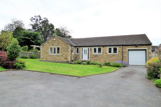 Thumbnail Bungalow for sale in Westcroft, Sutton-In-Craven, Keighley