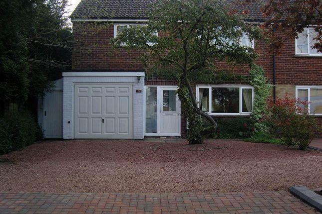Thumbnail Semi-detached house to rent in High Street, Trumpington, Cambridge