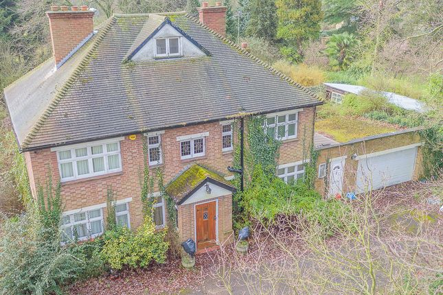 Thumbnail Detached house for sale in Cambridge Road, Abington, Cambridge