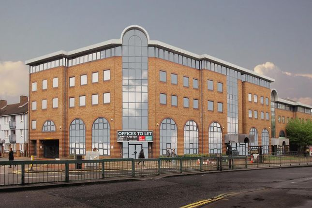 Thumbnail Office to let in Broad Street, Edgbaston, Birmingham