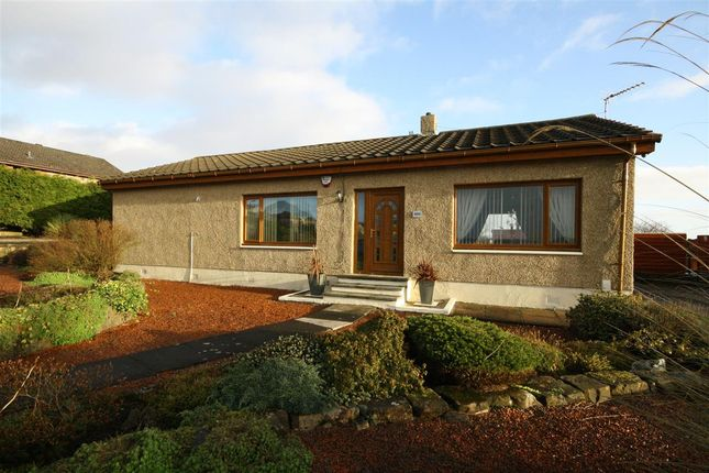 Thumbnail Bungalow for sale in Brooklands, California Road, Falkirk
