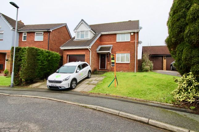 Thumbnail Detached house to rent in Crowshaw Drive, Rochdale