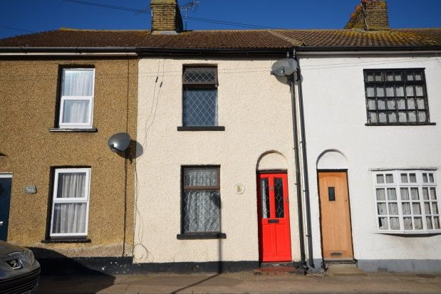 Thumbnail Terraced house to rent in Bennetts Cottages, Station Road, Rainham