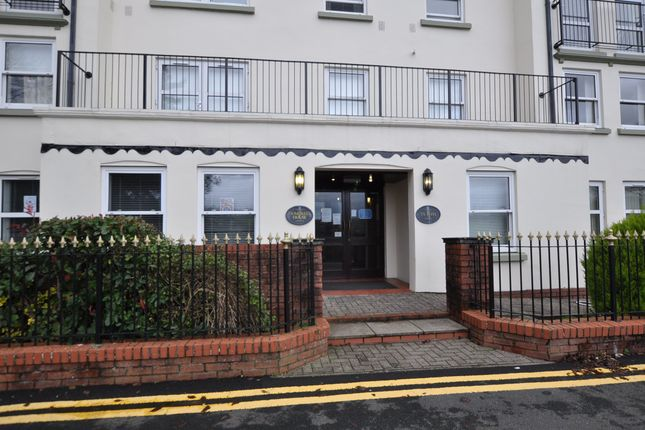 1 bed flat for sale in 38 Ty Rhys, The Parade, Carmarthen SA31