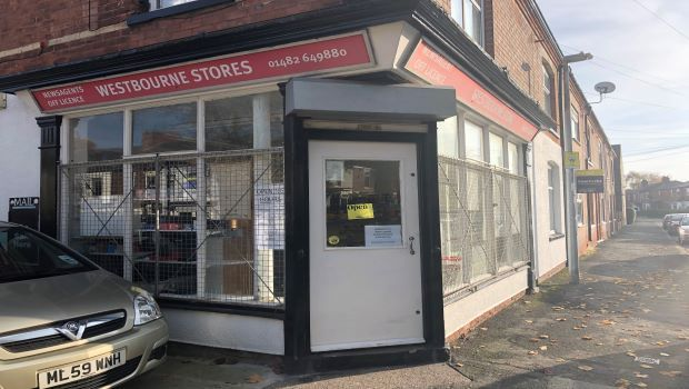 Thumbnail Retail premises for sale in Westbourne Avenue, Hessle