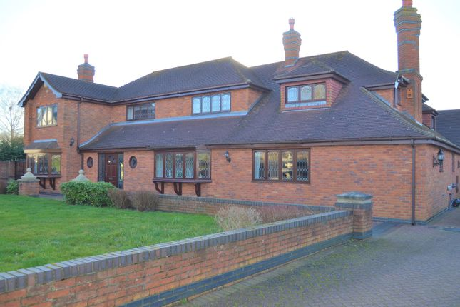 Thumbnail Detached house for sale in South Road, North Somercotes, Louth