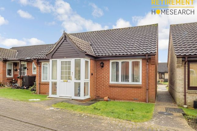 Thumbnail Bungalow for sale in Catton Court, Norwich