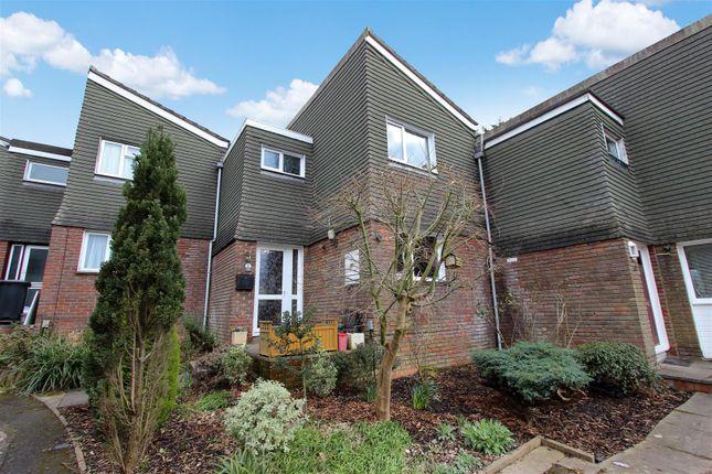 Terraced house for sale in Townsend, Hemel Hempstead, Hertfordshire