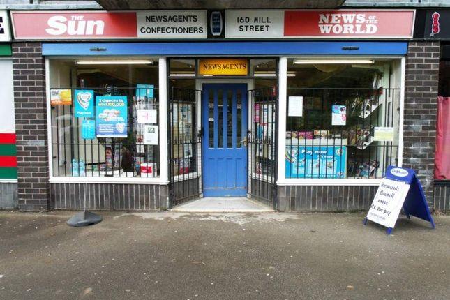 Retail premises for sale in 160 Mill Street, Leek