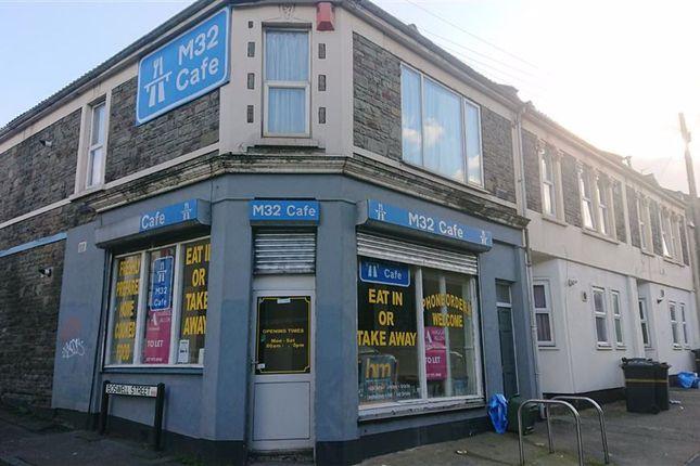 Thumbnail Restaurant/cafe to let in Stapleton Road, Eastville, Bristol