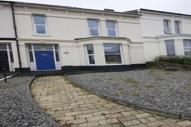 Thumbnail Terraced house to rent in Furzehill Road, Mutley, Plymouth
