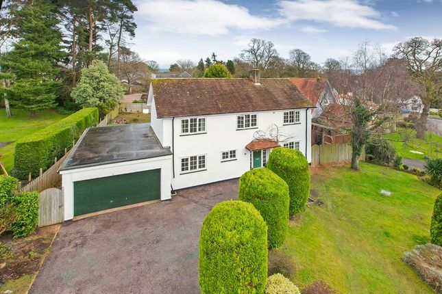 Thumbnail Detached house for sale in Moorlands, West Hill, Ottery St. Mary