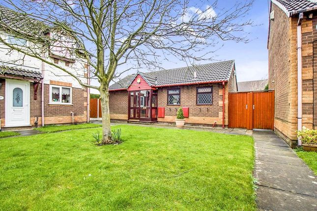 Thumbnail Bungalow for sale in Abbeyfield Drive, West Derby, Liverpool