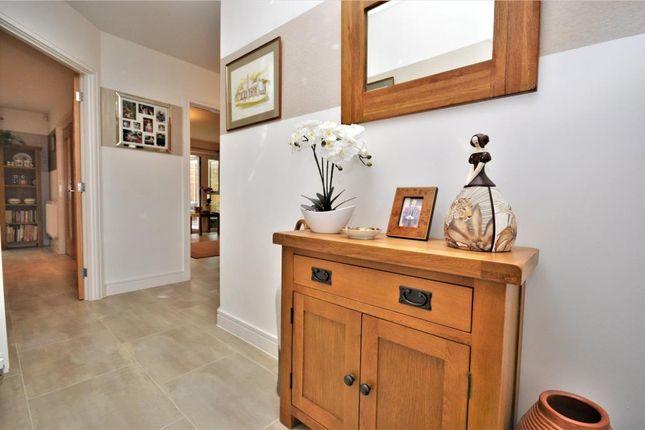 Hallway of Rowan Drive, Seaton, Devon EX12