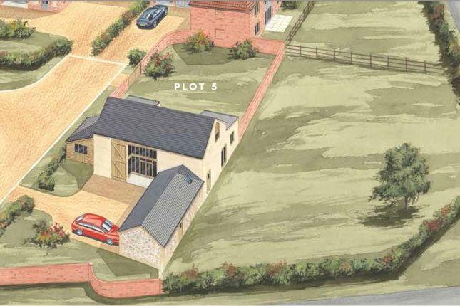 Thumbnail Barn conversion for sale in Oxborough Road, Boughton, King's Lynn