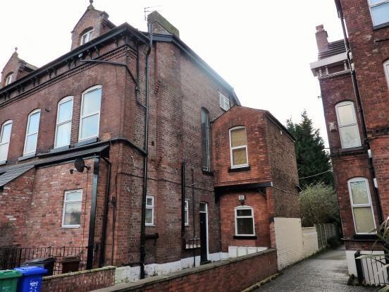 Thumbnail Flat to rent in Barlow Moor Road, Chorlton-Cum-Hardy, Manchester