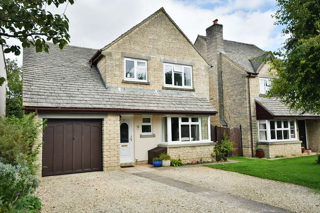 Thumbnail Detached house for sale in St. Marys Drive, Fairford