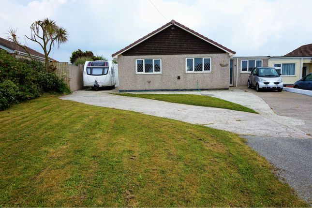 Thumbnail Semi-detached bungalow for sale in Atlantic Way, Porthtowan