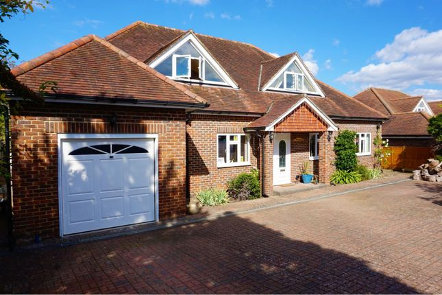 Thumbnail Detached house for sale in Vernham Road, Winchester