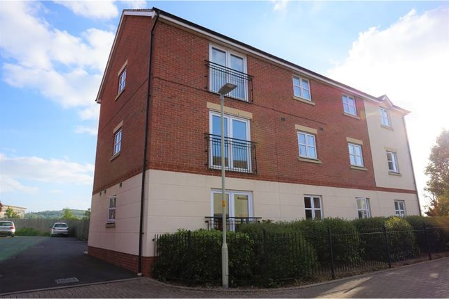 Thumbnail Flat for sale in Boughton Way, Gloucester