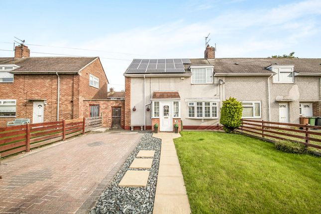 Thumbnail End terrace house for sale in Caithness Road, Hartlepool
