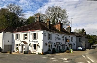 Thumbnail Pub/bar for sale in Halfway House, Polbathic, Torpoint, Cornwall