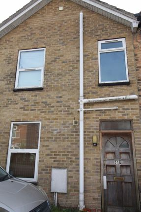 Thumbnail Terraced house to rent in Wycliffe Road, Winton, Bournemouth