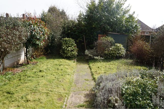 Garden of Archer Road, Walsall WS3