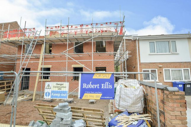 Thumbnail Semi-detached house for sale in William Street, Long Eaton, Nottingham